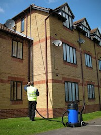 Gutter Cleaning in Tunbridge Wells