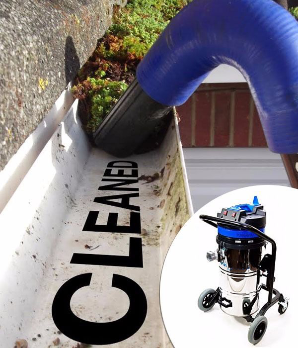 Gutter Cleaning Lewes